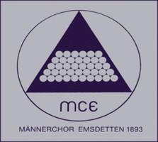 Männerchor Emsdetten 1893.